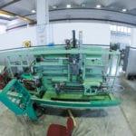 Revisione macchine CNC