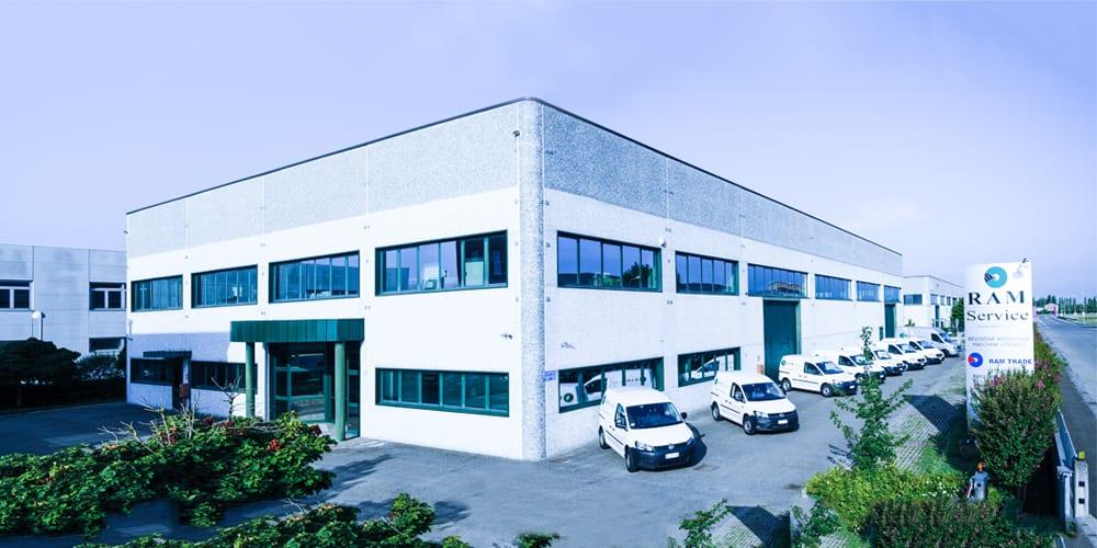 Manutenzione macchine azienda | R.A.M. Service