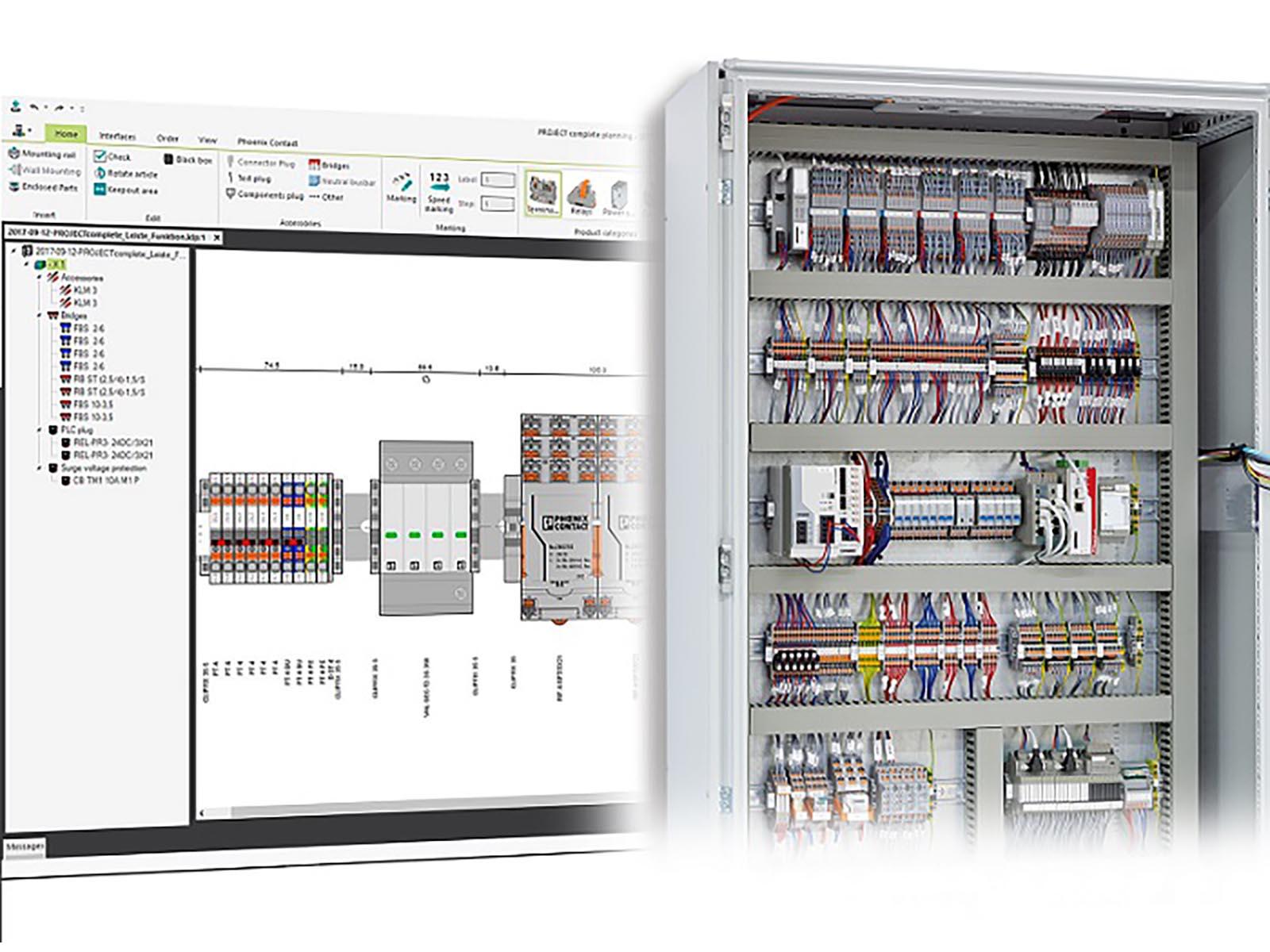 Progettazioni quadri elettrici | R.A.M. Service