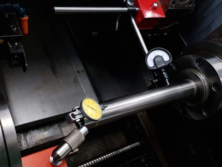 Controllo allineamenti macchine utensili | R.A.M. Service
