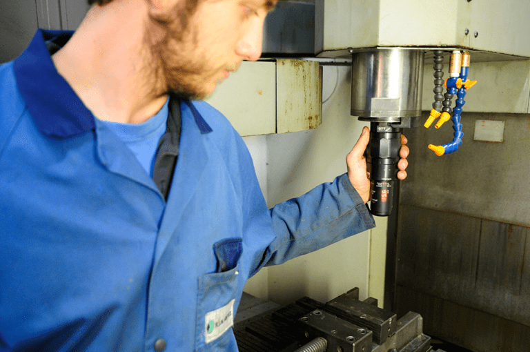 Controllo forza di serraggio utensili