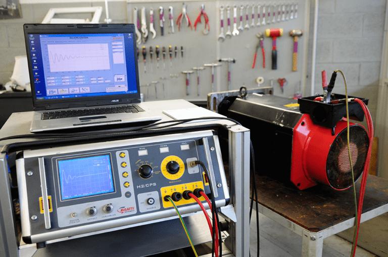 Revisione e controllo motori | R.A.M Service